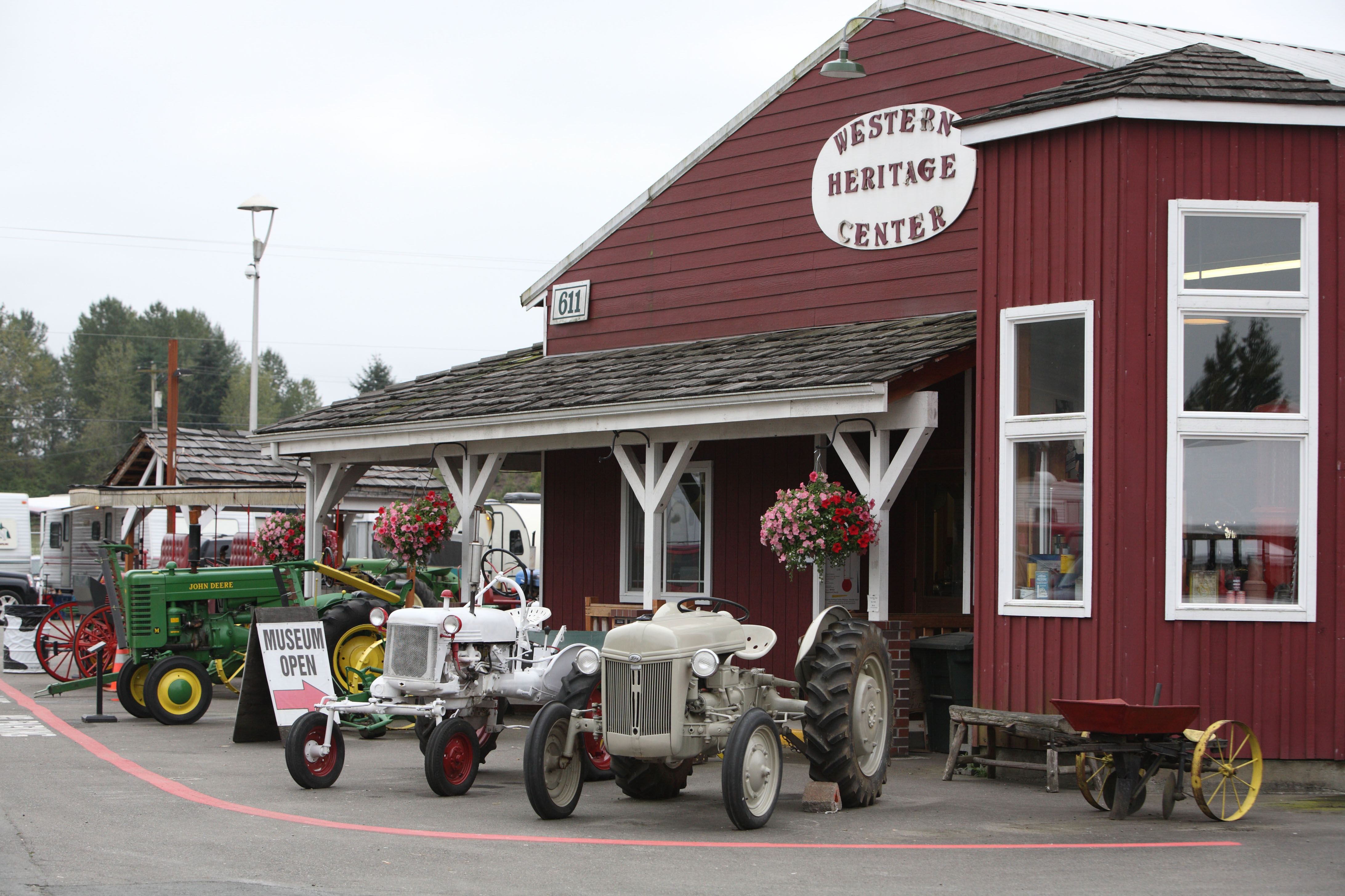 Western Heritage Center Evergreen State Fairgrounds Wa